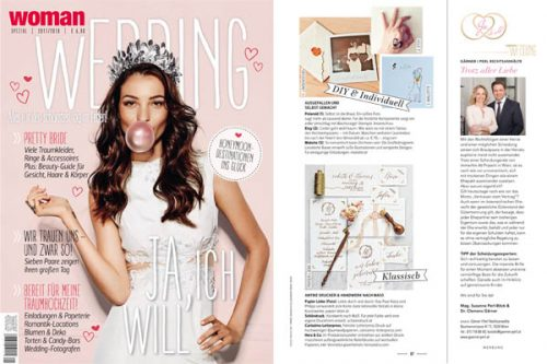 "WOMAN WEDDING MAGAZIN: ""Trotz aller Liebe"""